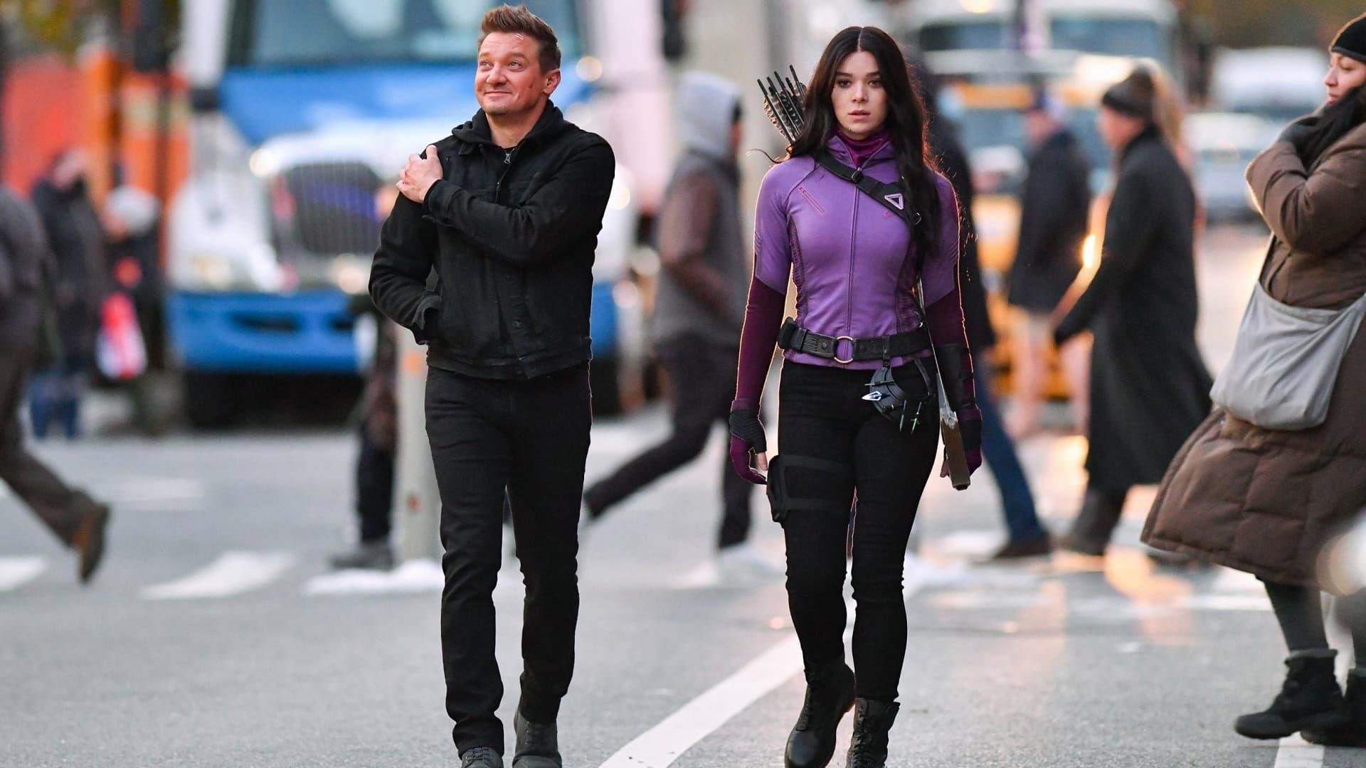 Así será Hawkeye, la nueva serie de Marvel en Disney Plus