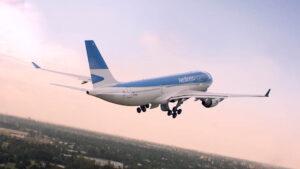 Los cambios de pasajes de Aerolíneas Argentinas son hasta abril de 2022
