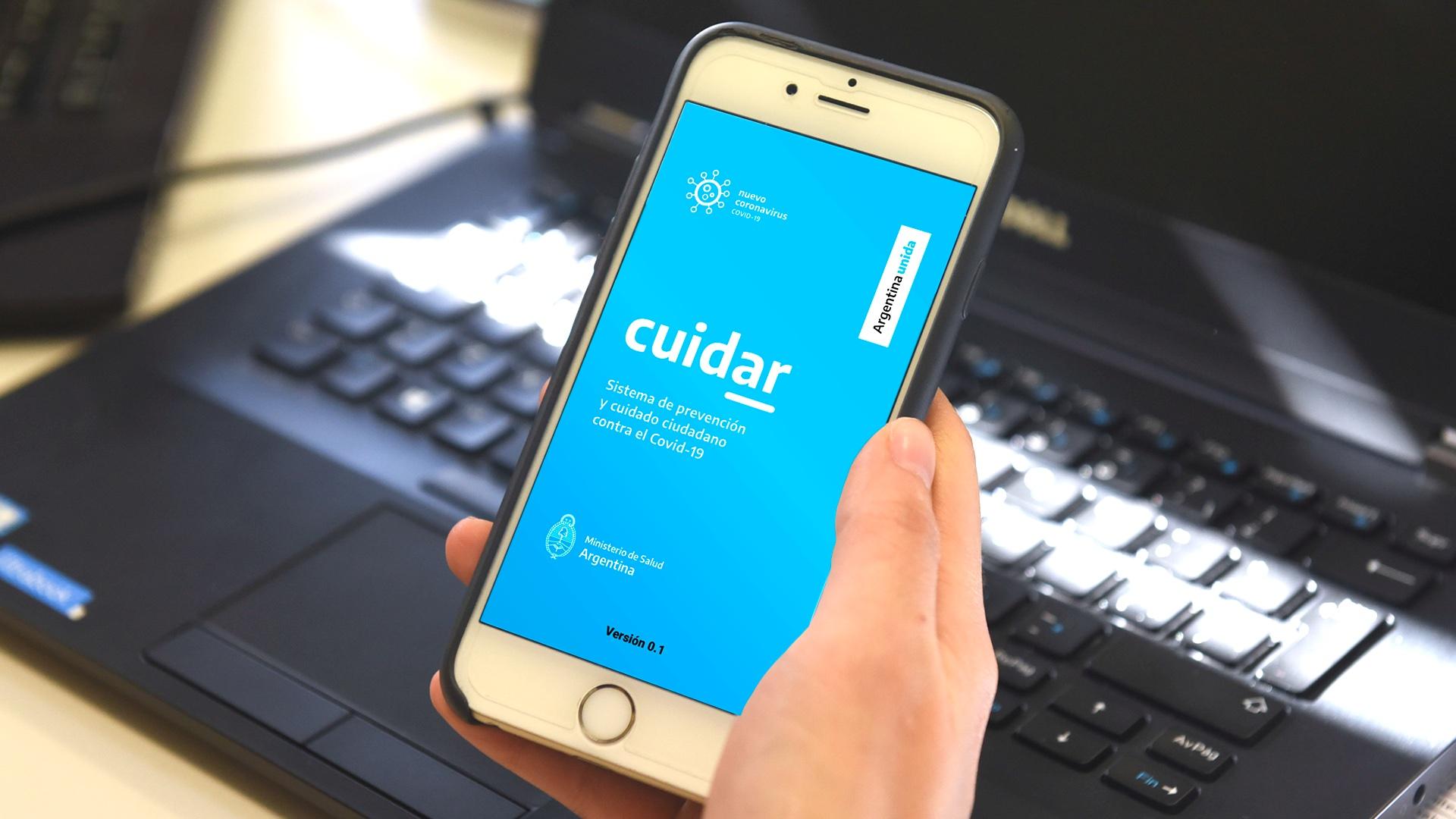 Los viajeros que vuelven del exterior no pueden usar la app CUIDAR