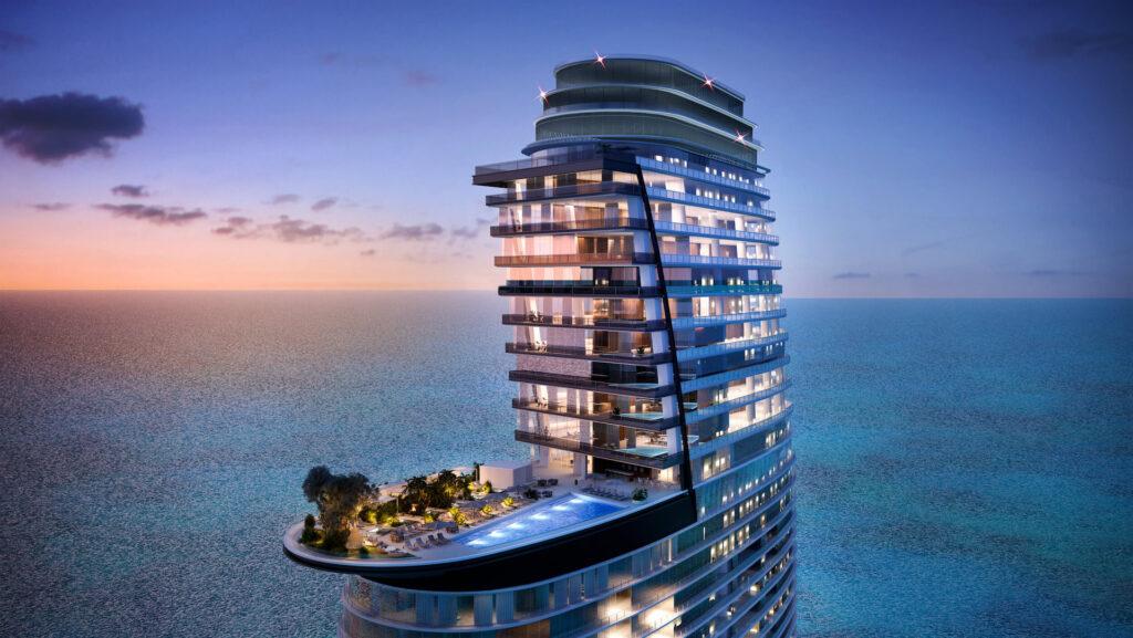 Estas son las espectaculares residencias de lujo de Aston Martin en Miami