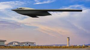 Así es el nuevo avión B-21 Raider de la Fuerza Aérea de Estados Unidos