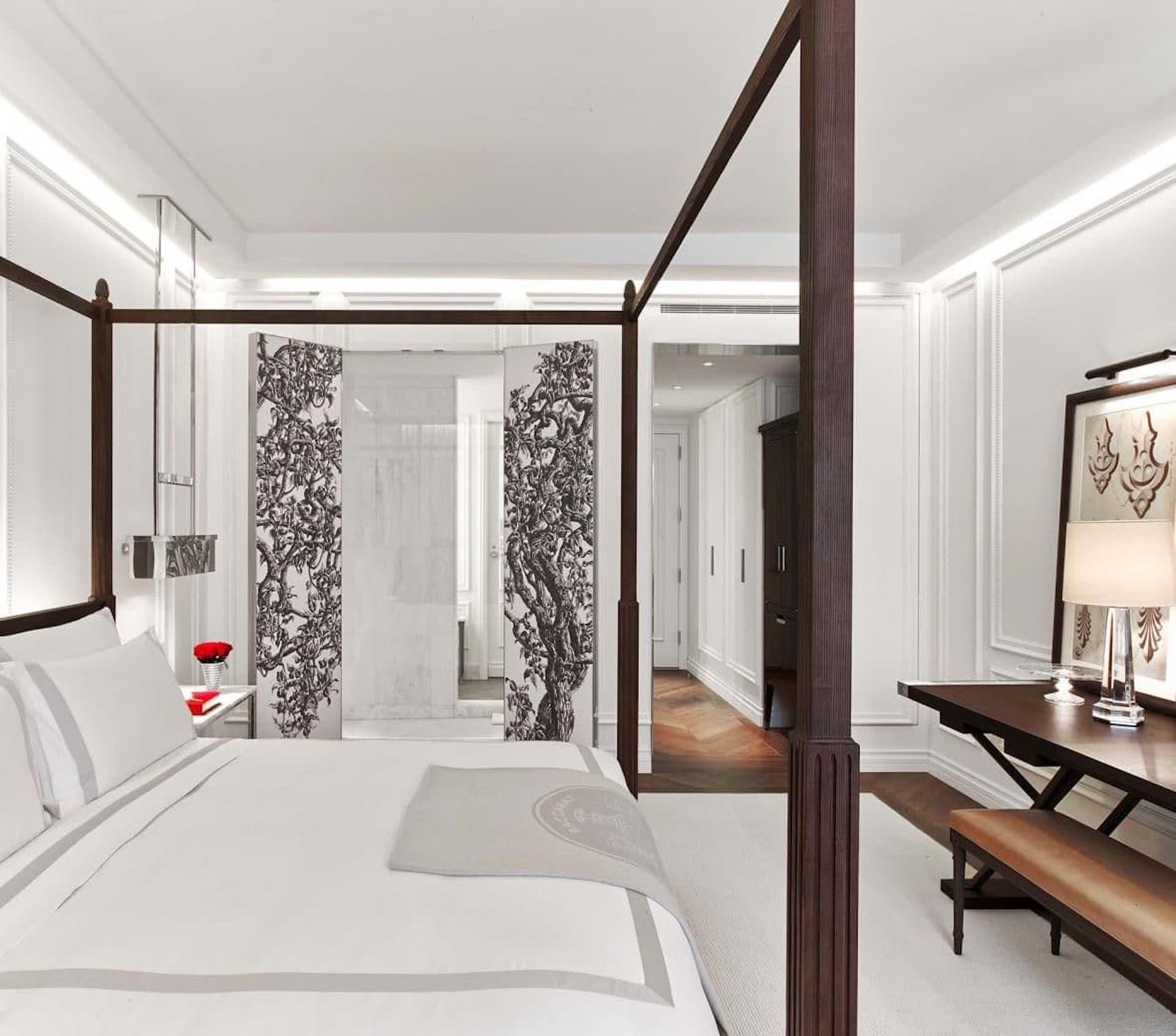 La Toscana de Italia suma el exclusivo hotel Baccarat Florencia