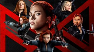 La película Black Widow es un éxito de taquilla en Disney Plus