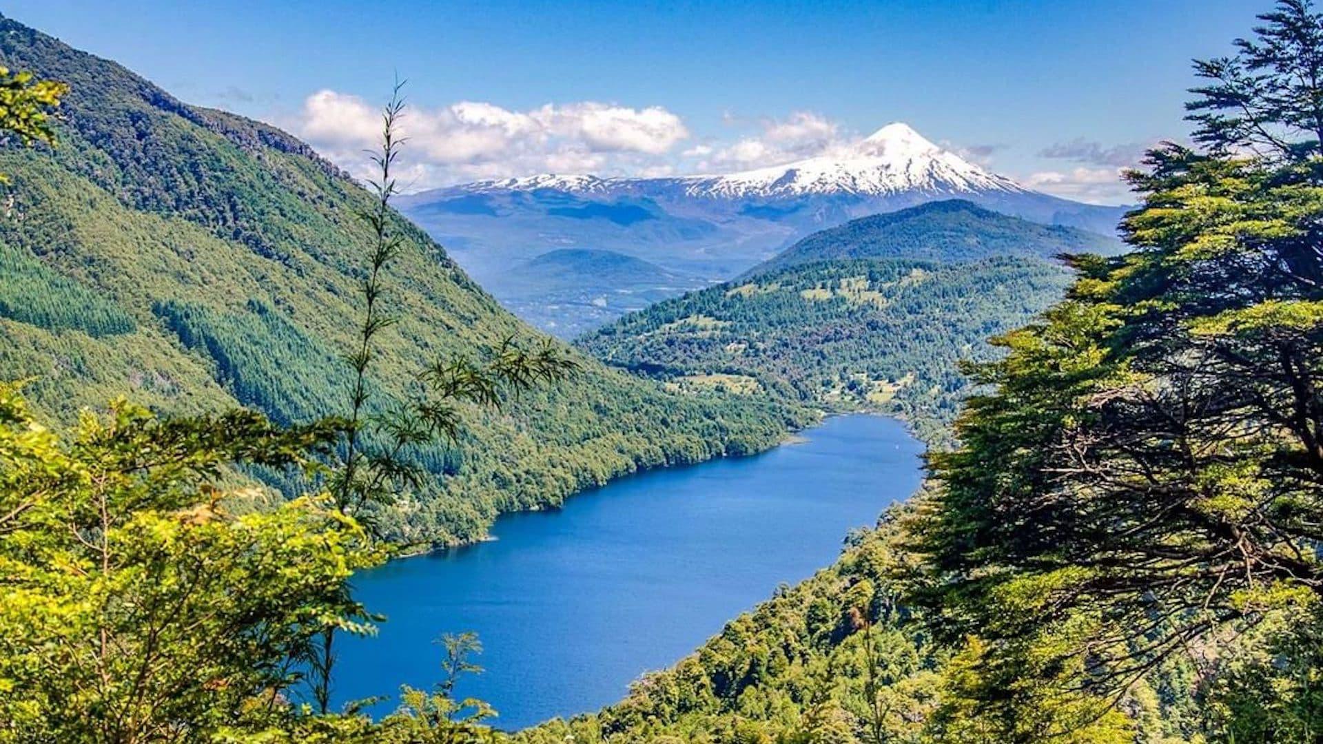 Así es el Parque Nacional Huerquehue: paisajes únicos en el sur de Chile