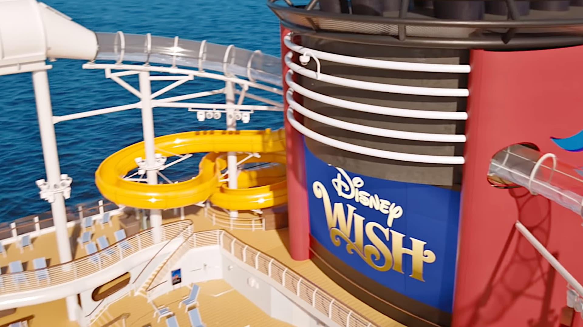 Así es Disney Wish, el nuevo crucero de Disney: videos, itinerarios y más