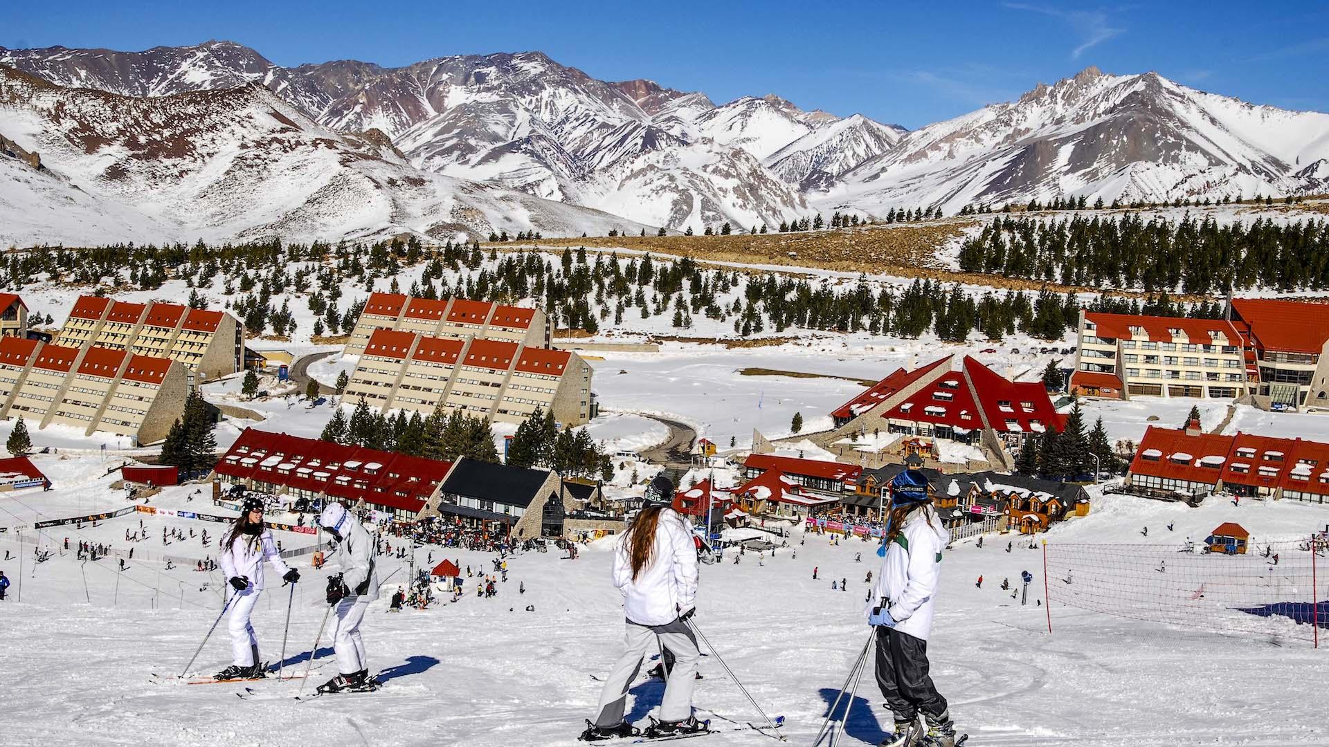 Los mejores lugares para esquiar en Argentina: 7 imperdibles