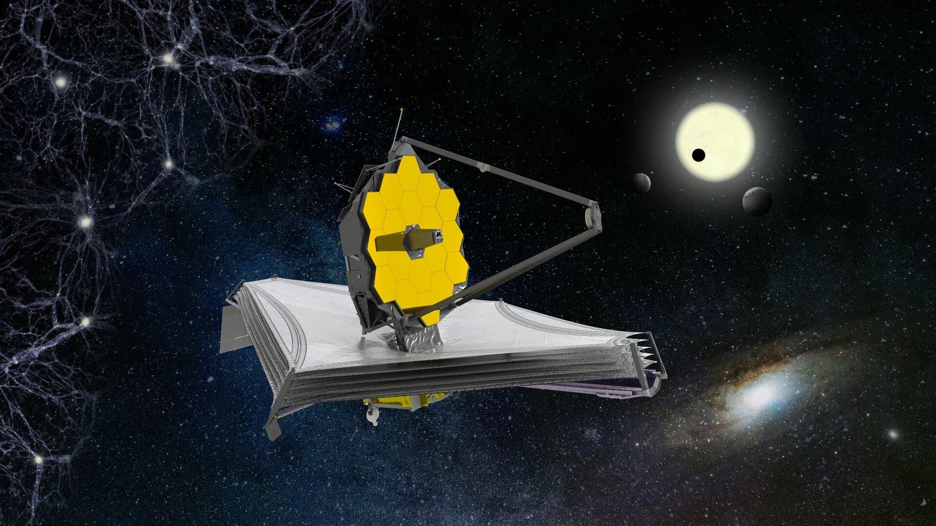 Llega el lanzamiento del telescopio más grande: James Webb Space