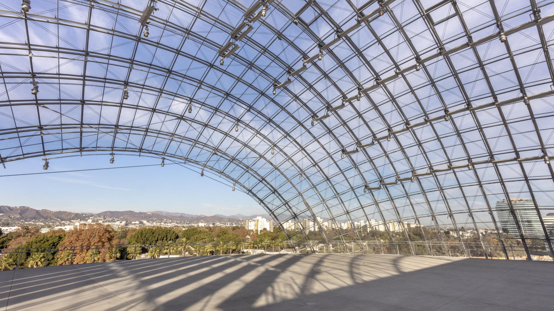 Inaugura en Los Ángeles el Museo del Cine de la Academia de Hollywood