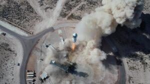 Transmisión en vivo del lanzamiento de New Shepard: Jeff Bezos viaja al espacio