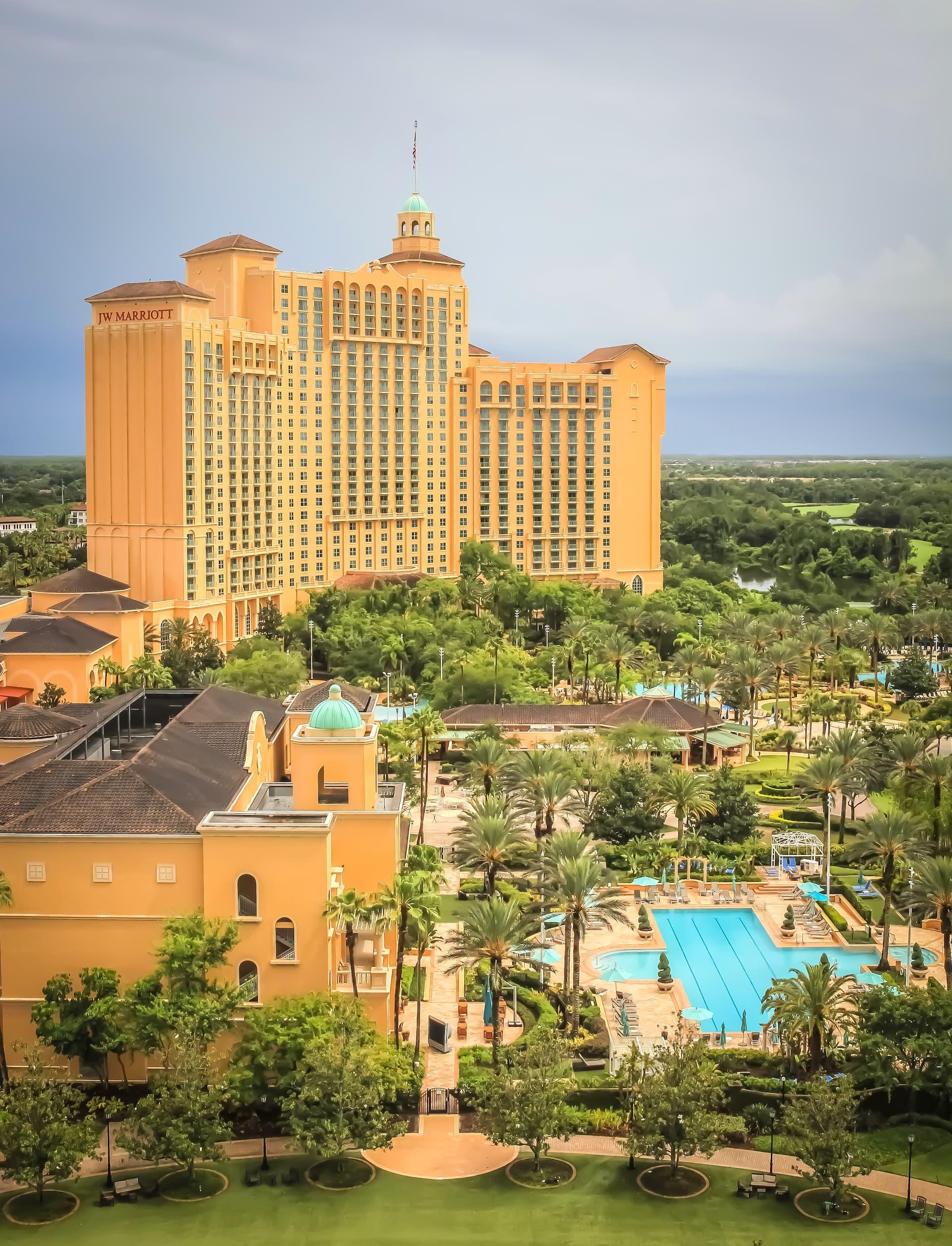 REVIEW Ritz-Carlton Grande Lakes: el hotel imperdible en Orlando