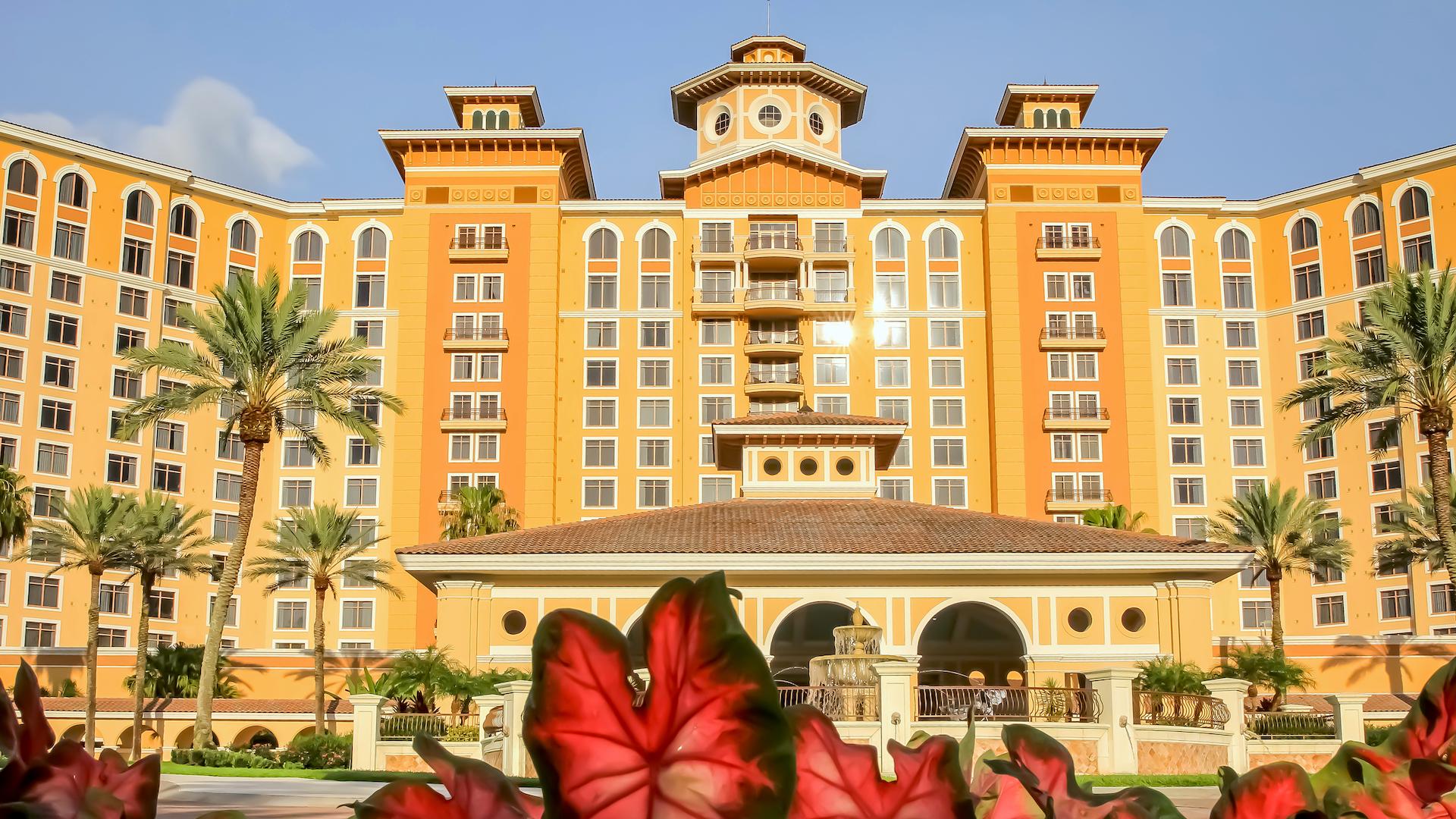 REVIEW Hotel Rosen Shingle Creek Orlando: enormemente atractivo