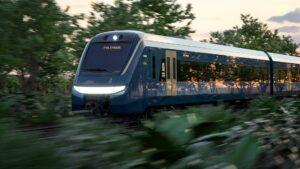 Así es el tren Maya: el gran proyecto de turismo en México en imágenes