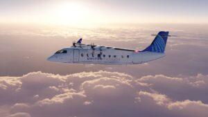 Estos son los nuevos aviones eléctricos de United Airlines: ES-19