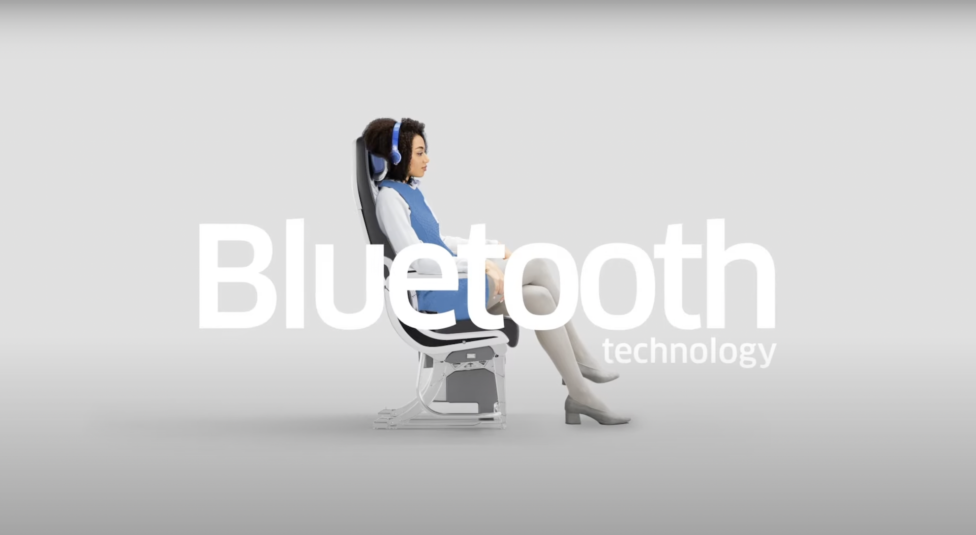 Los nuevos aviones de United: Wi-Fi, Bluetooth y más espacio. Video