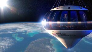 Así son los nuevos vuelos privados al espacio. ¿Cuánto cuestan?