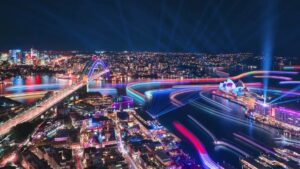 Vivid Sydney 2021: el evento que dan ganas de viajar a Australia