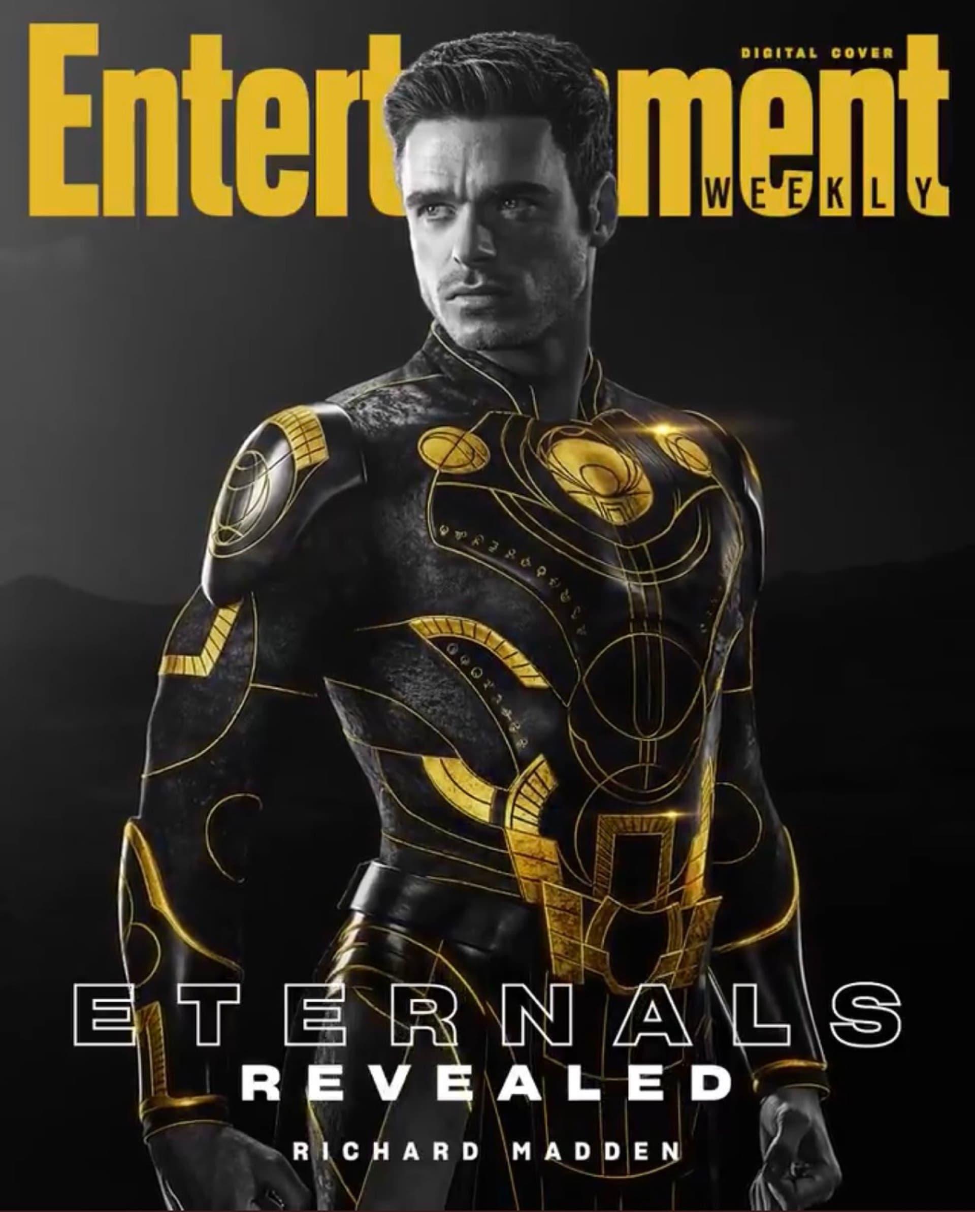 Estos Son Los Protagonistas De La Pelicula Eternals De Marvel Reparto Conocedores Com