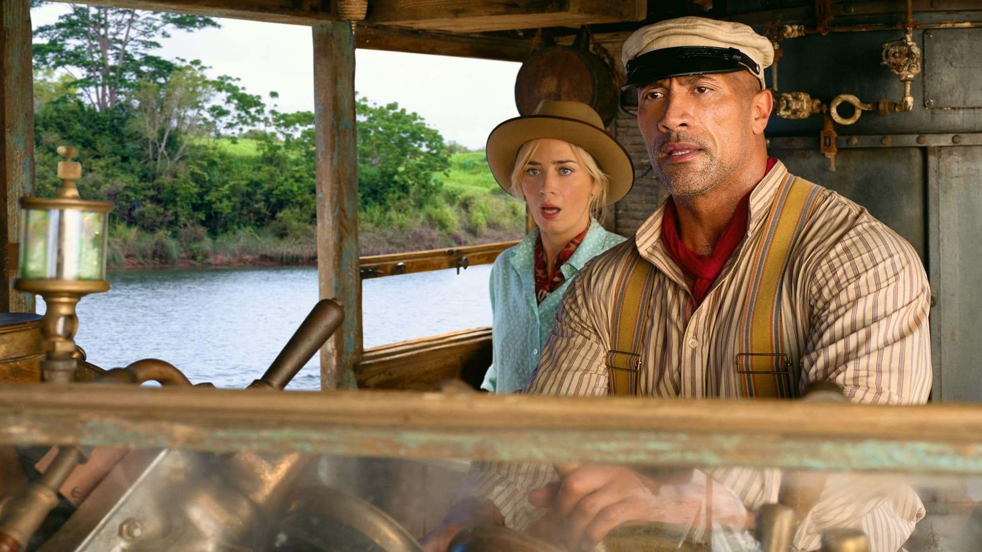 Últimos días para ver la película Jungle Cruise en Disney Plus