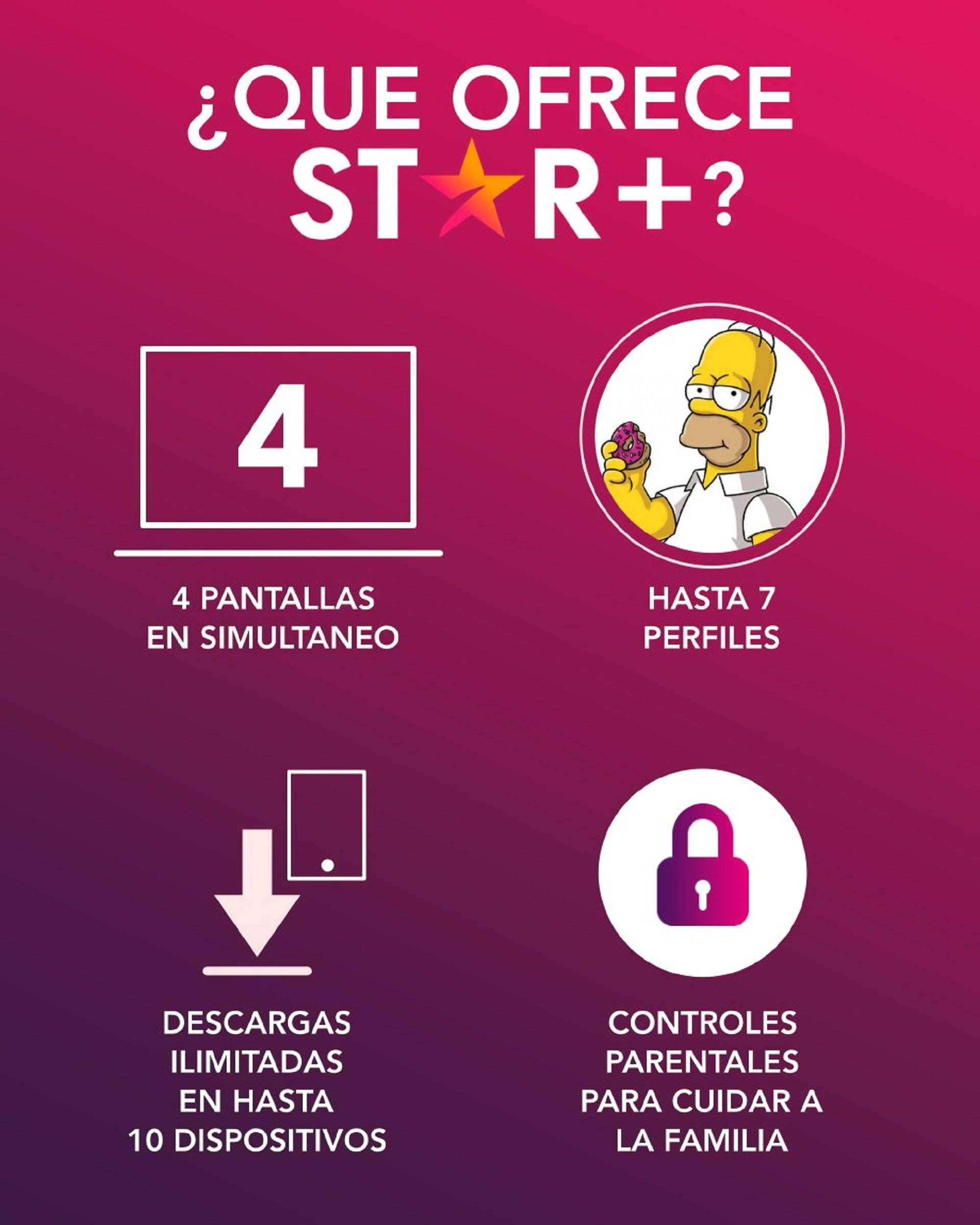 Star Plus Colombia: precios, series, películas y deportes