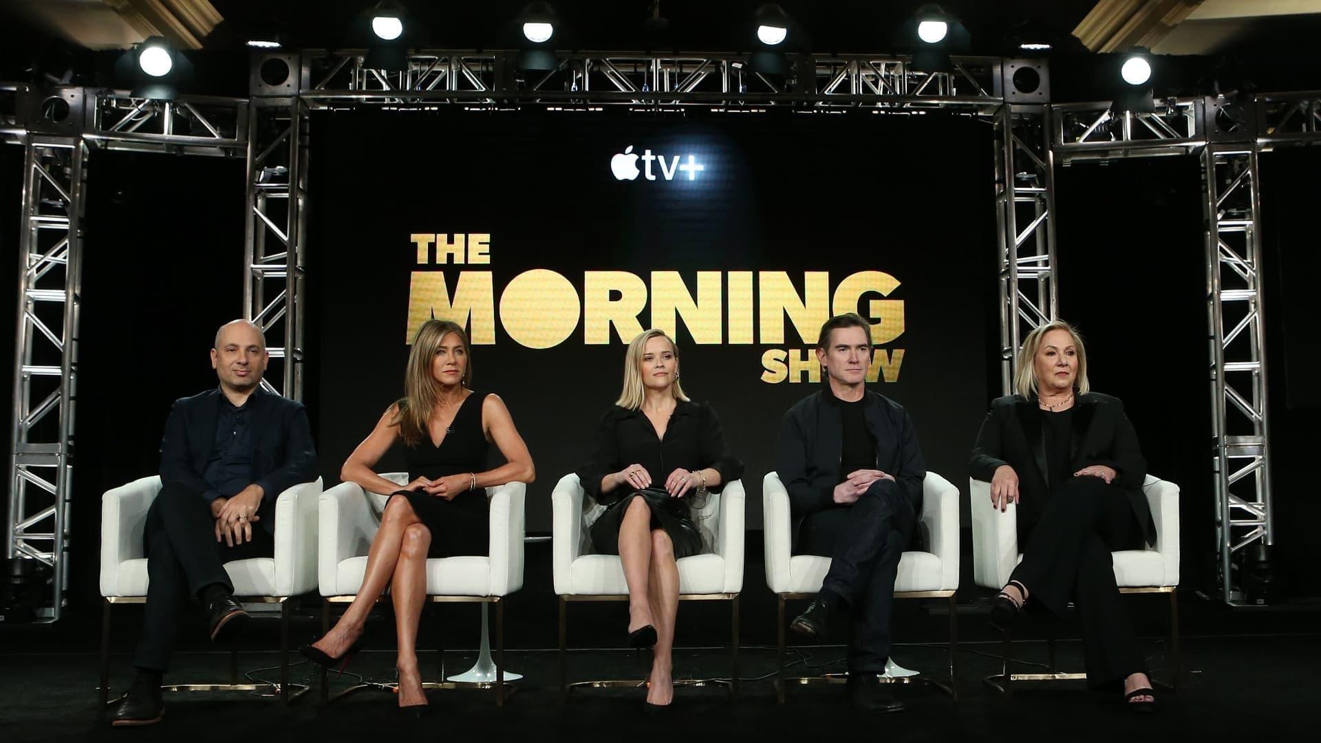 Así será la temporada 2 de la serie The Morning Show en Apple TV Plus