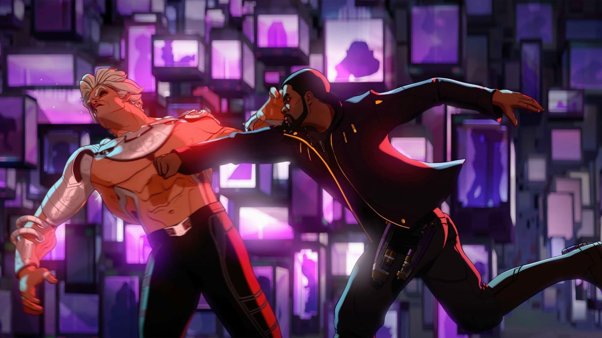 What if y el último trabajo del actor de Pantera Negra para Marvel