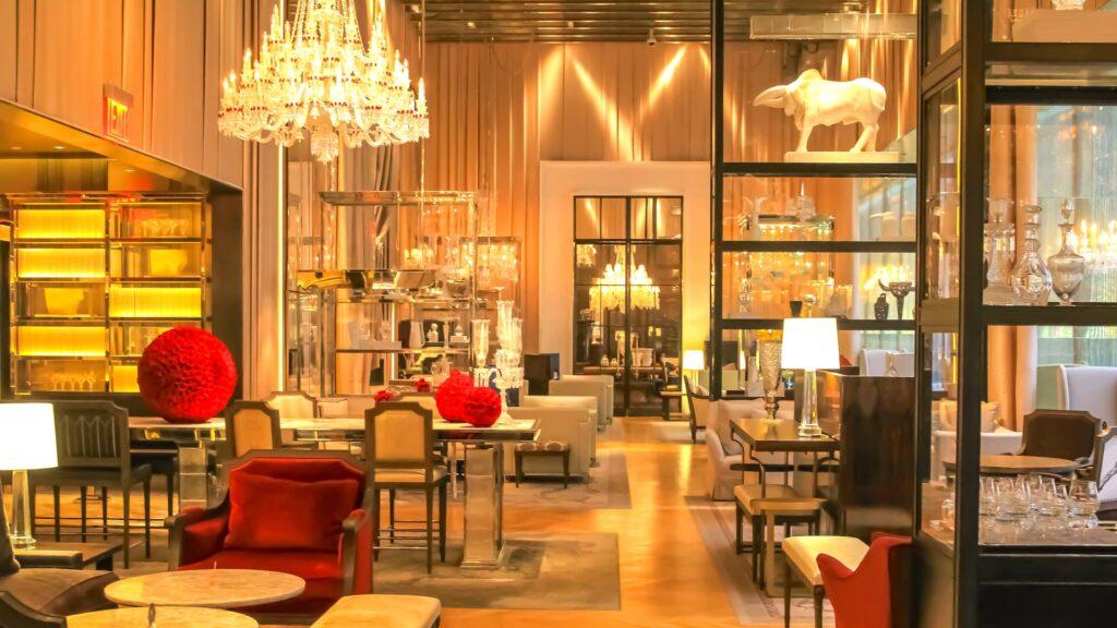 REVIEW Baccarat Nueva York: el hotel de lujo que todos buscábamos