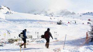 Extenderán la temporada de invierno de esquí en el cerro Perito Moreno
