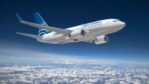 Estos son los vuelos autorizados de Copa Airlines para agosto