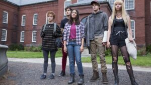 La película Los Nuevos Mutantes estrena gratis en Disney Plus
