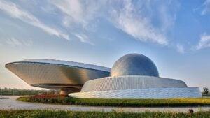 Este es el planetario y museo de astronomía más grande del mundo