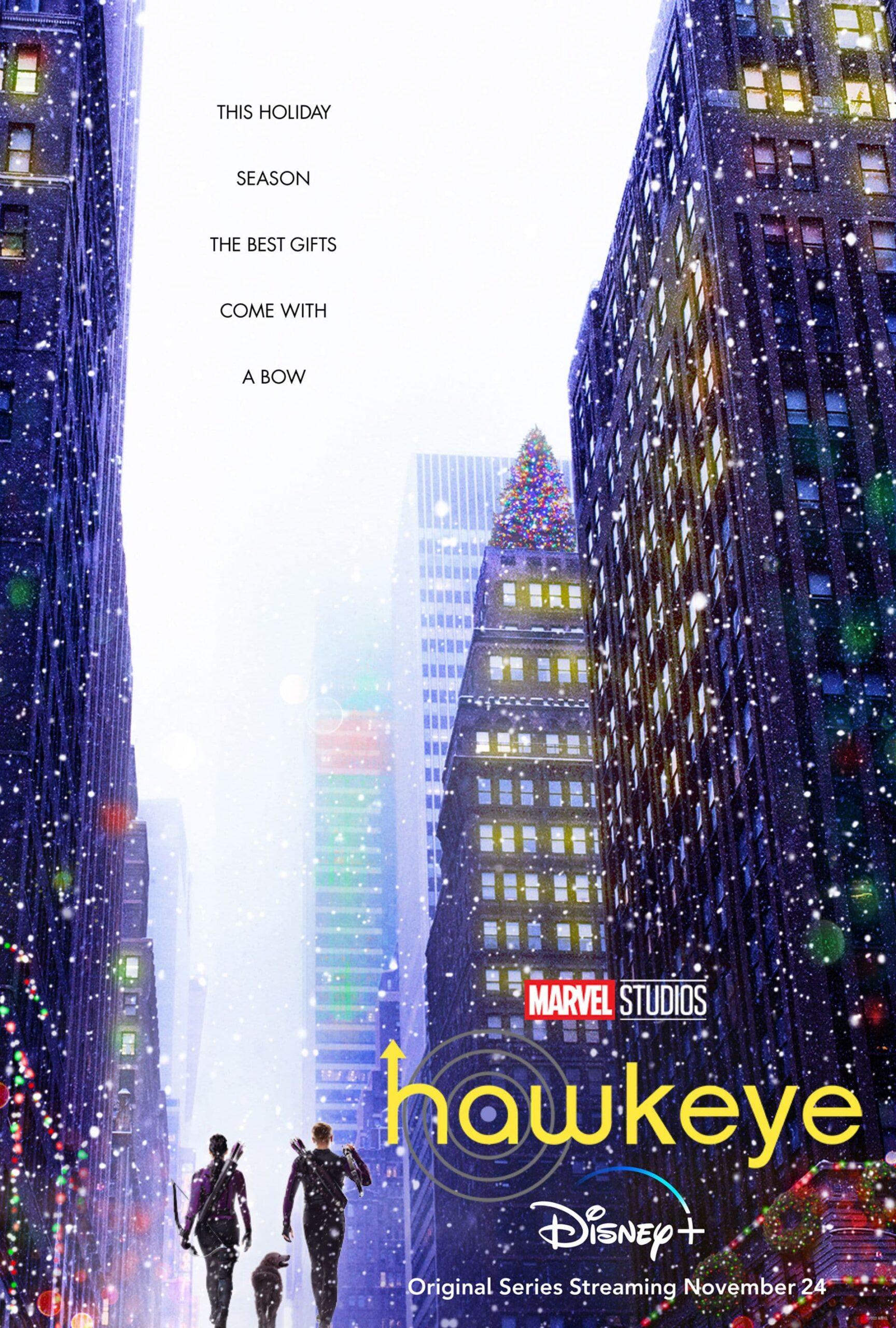 El primer tráiler de Hawkeye, la nueva serie de Marvel en Disney Plus