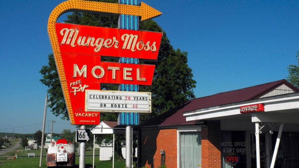¿En qué hoteles o paradores alojarse en la Ruta 66?