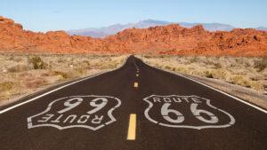 ¿Cuántos kilómetros tiene la Ruta 66? ¿Dónde comienza y termina?