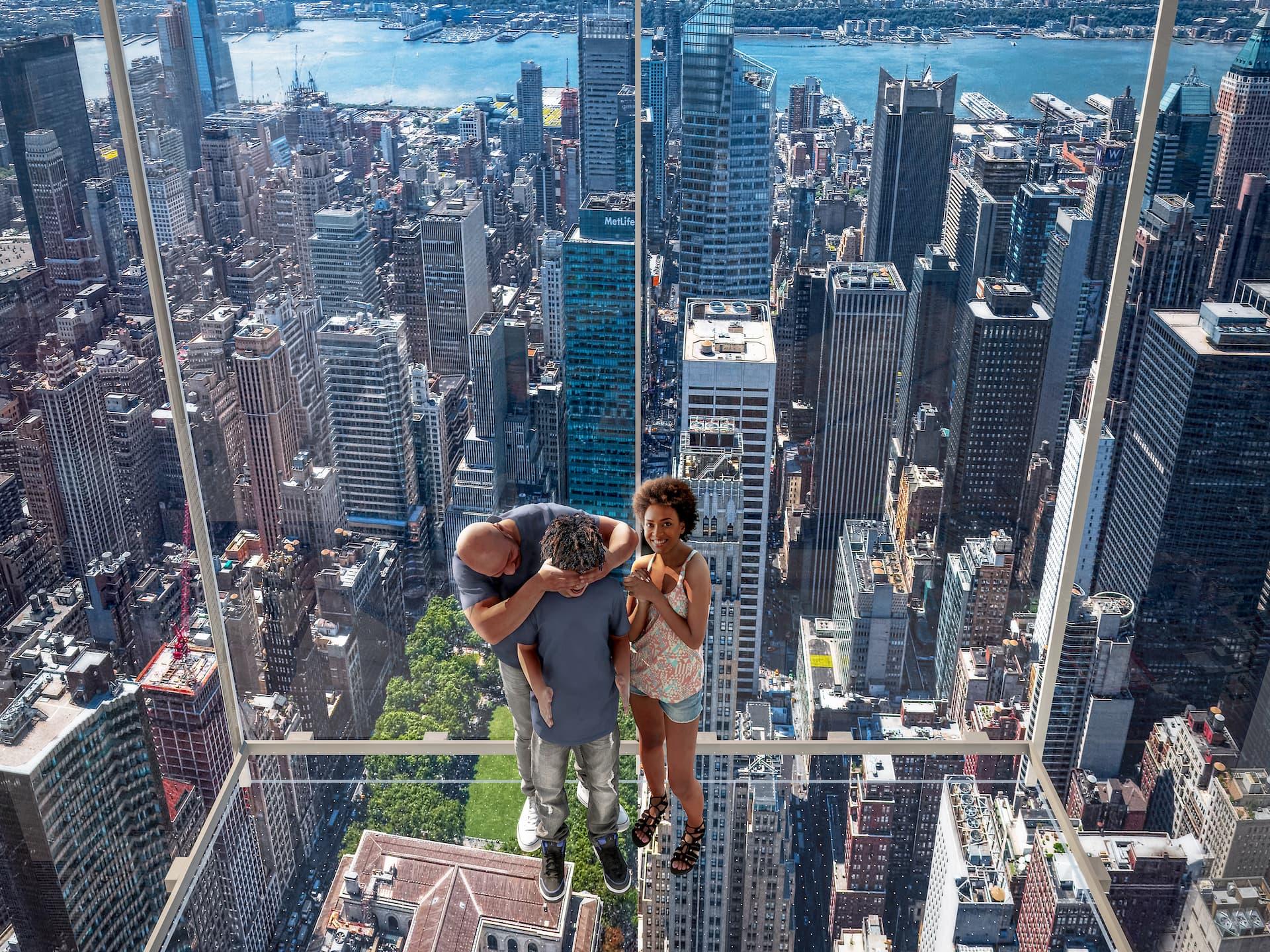 El 21 de octubre inaugura el nuevo mirador de Nueva York: SUMMIT