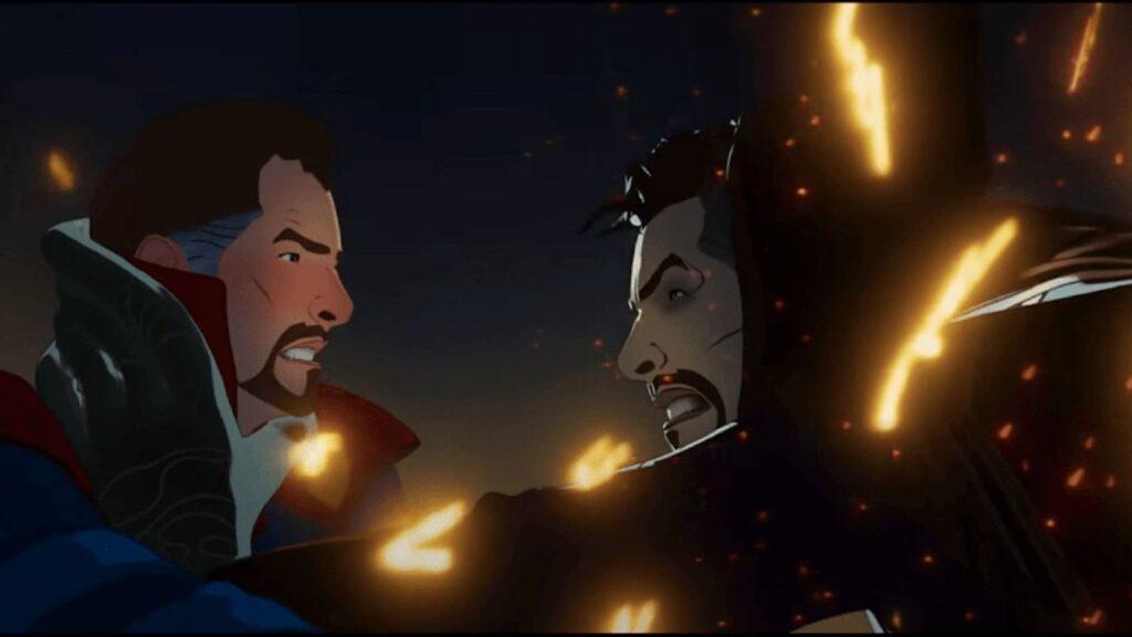 REVIEW What If Episodio 4: Dr. Strange enfrenta a su versión más oscura