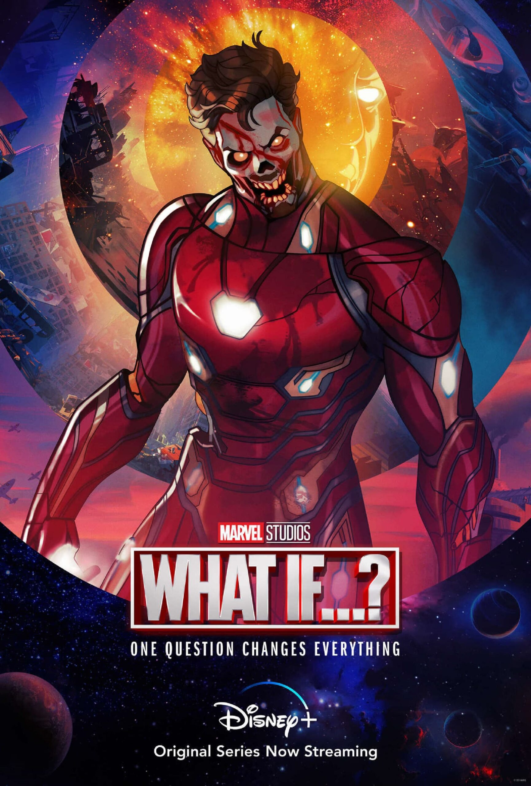 REVIEW What If Capítulo 5: los zombies llegan a Disney Plus