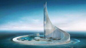 Así será el segundo rascacielos más alto de África