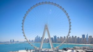 Así es Dubai Eye: la vuelta al mundo más alta del planeta, en imágenes