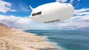 Avión y globo aeroestático: es la nave más grande del mundo: Airlander