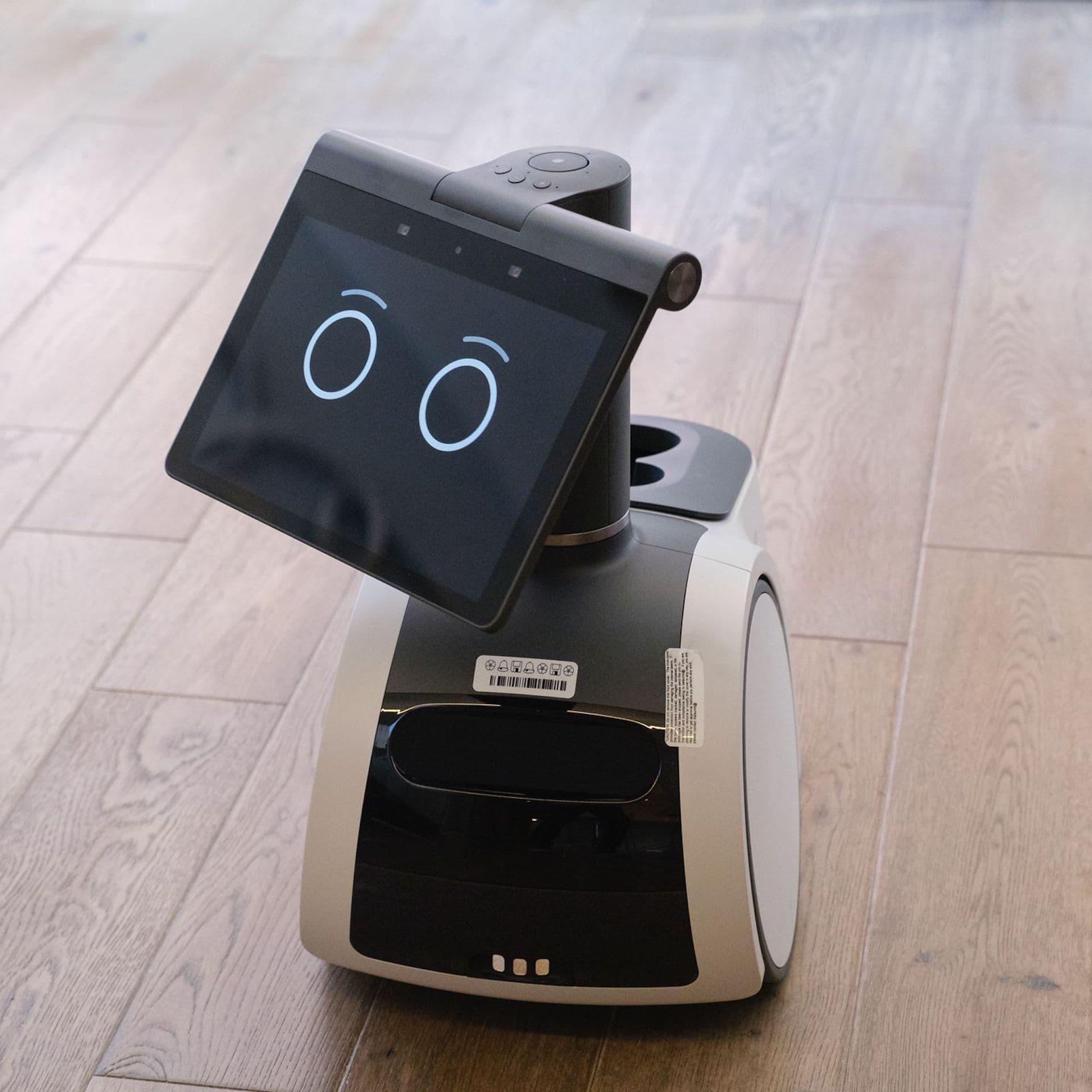 Así es el novedoso robot para la seguridad de la casa: Amazon Astro