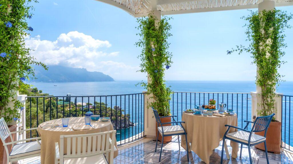 Así es Borgo Santandrea: el nuevo hotel de lujo en la Costa Amalfitana