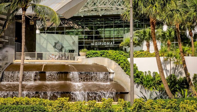REVIEW The Diplomat Hollywood Beach: un hotel fuera de serie en Miami