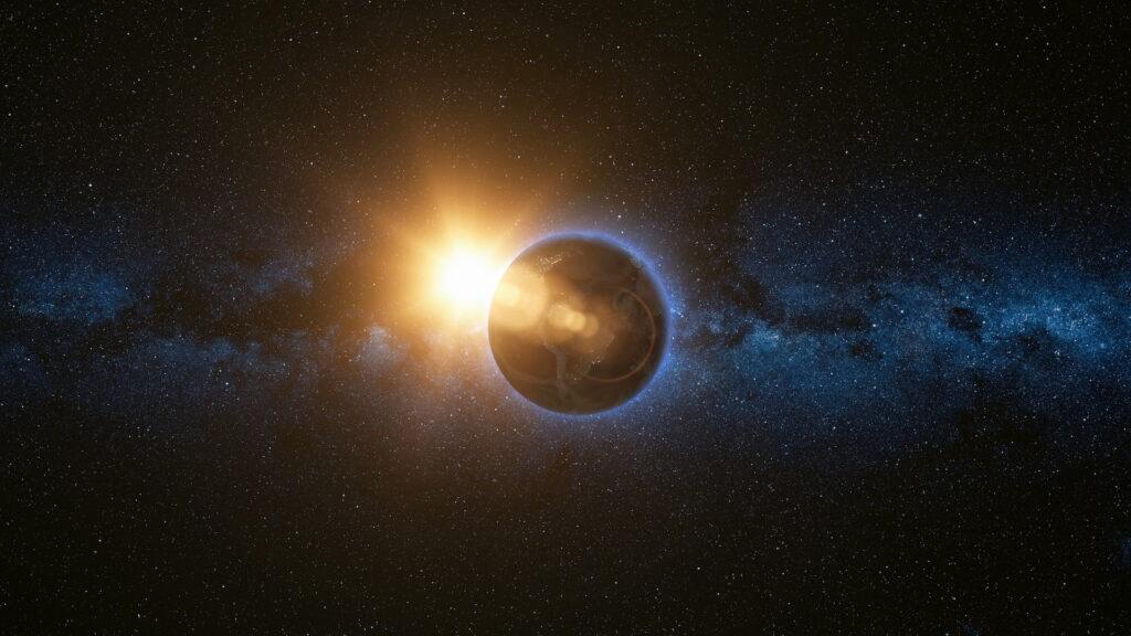 Dónde se verá el gran eclipse solar del 4 de diciembre de 2021