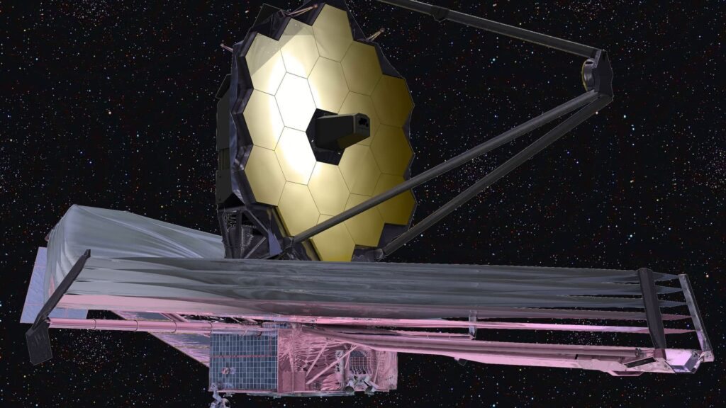 En diciembre se lanza el telescopio más grande del mundo: James Webb