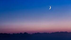 Calendario de eclipses, fases de la Luna, conjunciones y meteoritos