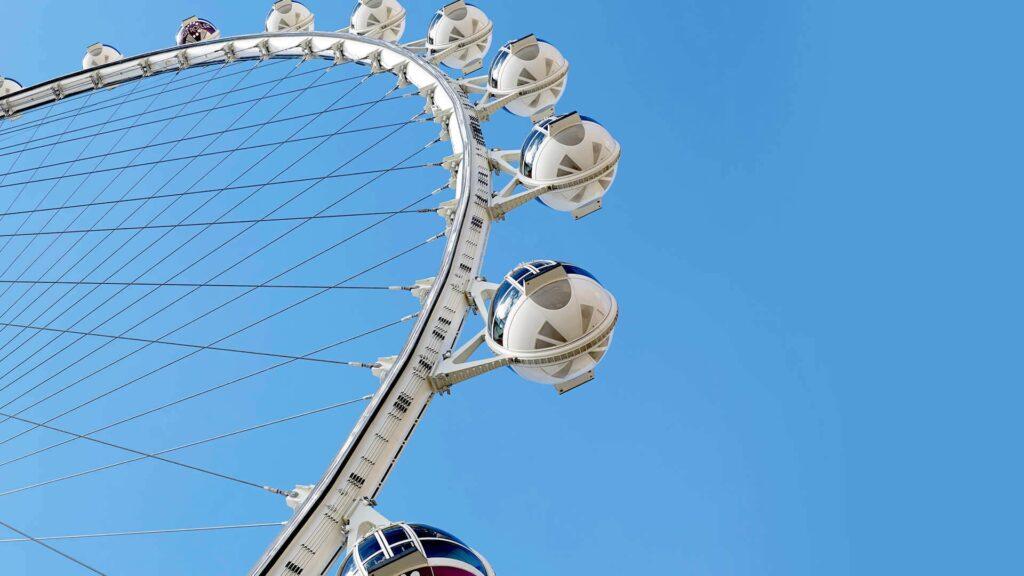 ¿Cuáles son las rueda de la fortuna más altas del mundo?