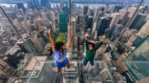 La nueva atracción imperdible en Nueva York: Summit One Vanderbilt