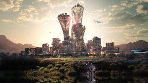 Así será Telosa, la ciudad del futuro en Estados Unidos: imágenes