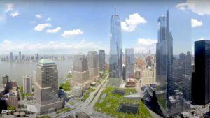 ¿Qué edificios faltan construir para terminar el World Trade Center?