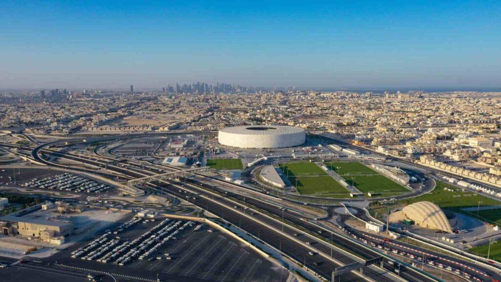 Así es el nuevo estadio Al Thumama en Doha para el Mundial 2022